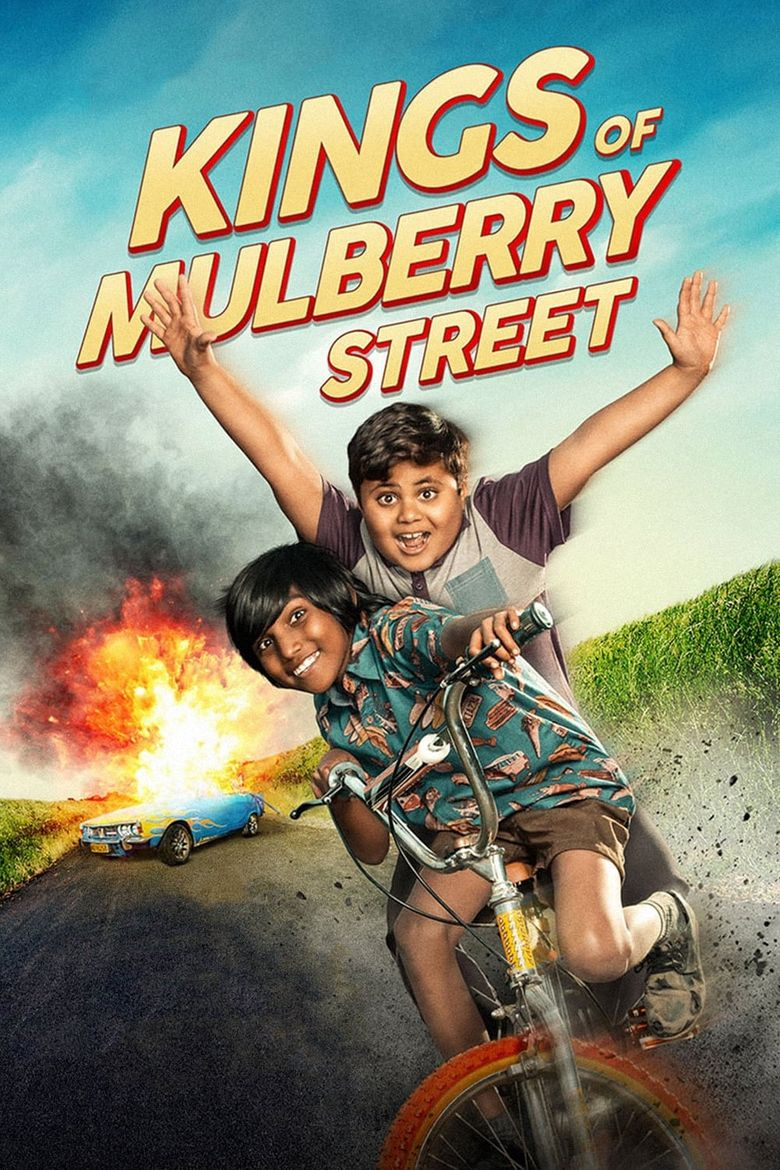Kings of Mulberry Street Poster