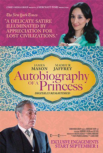 Autobiography of a Princess Poster