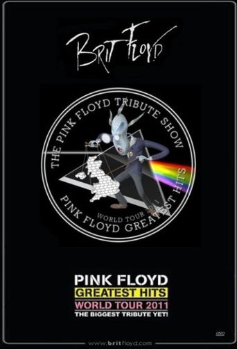 Brit Floyd - The Pink Floyd Tribute Show - Live From Liverpool Poster