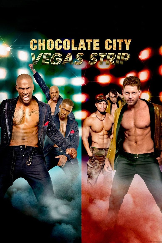Chocolate City: Vegas Strip Poster