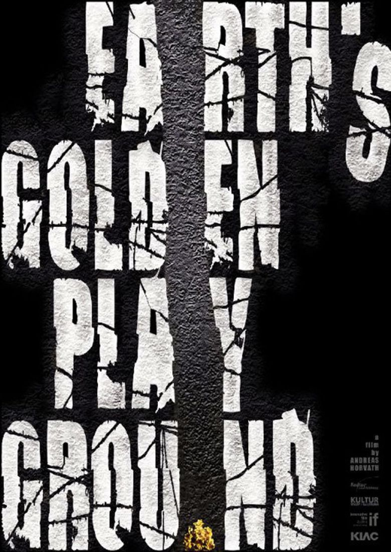 Earth's Golden Playground Poster