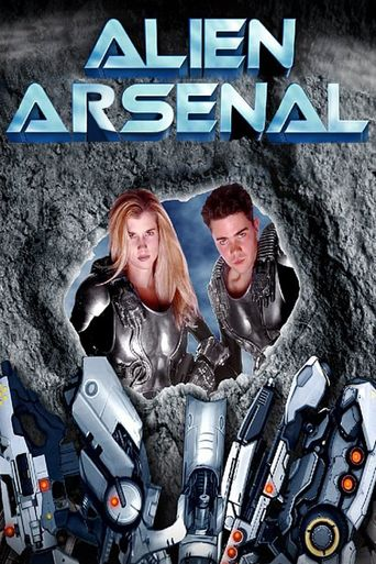 Alien Arsenal Poster
