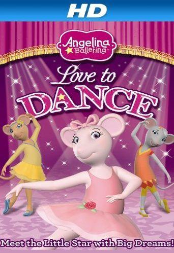 Watch Angelina Ballerina: Love to Dance