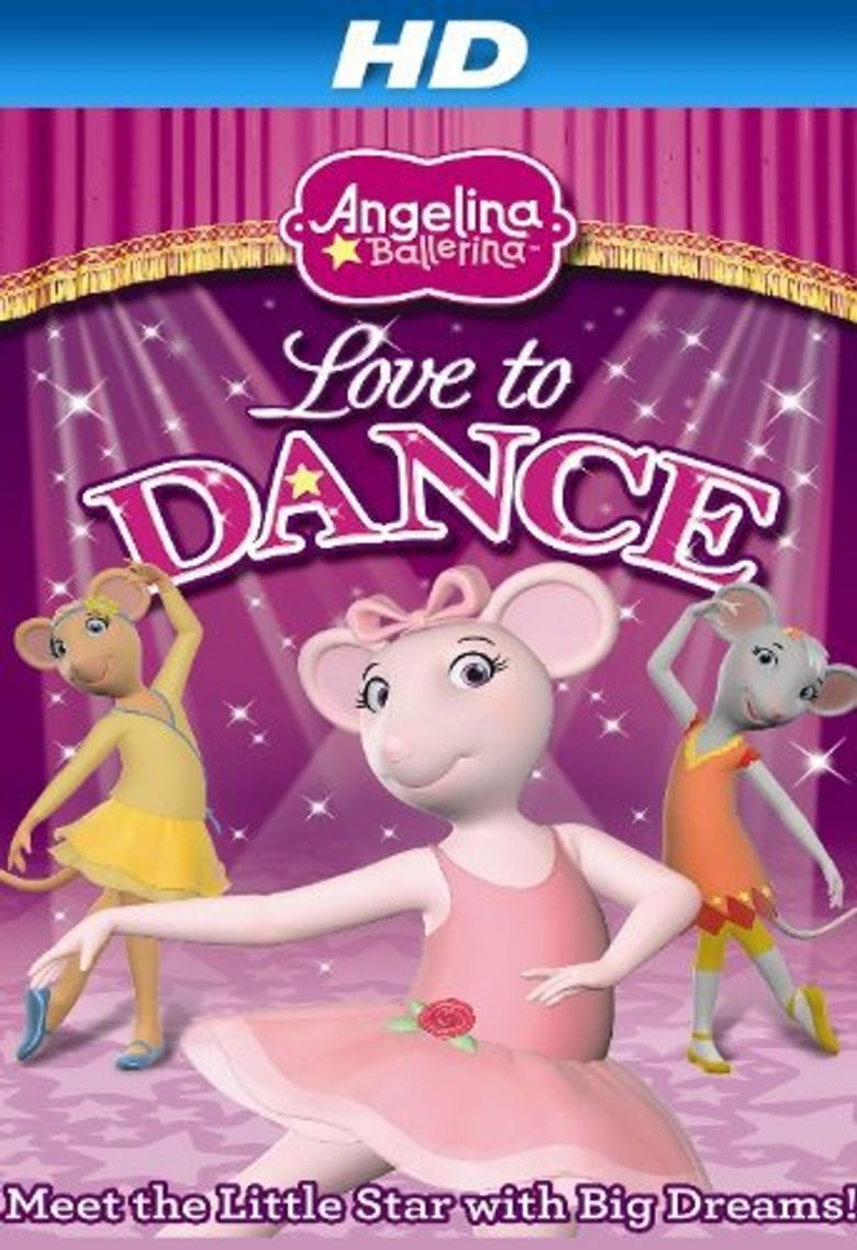 Watch Angelina Ballerina: Love to Dance