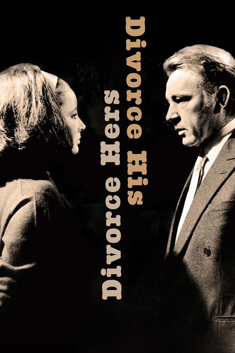 Divorce His - Divorce Hers Poster