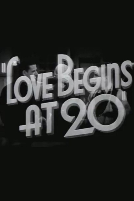 Love Begins at Twenty Poster