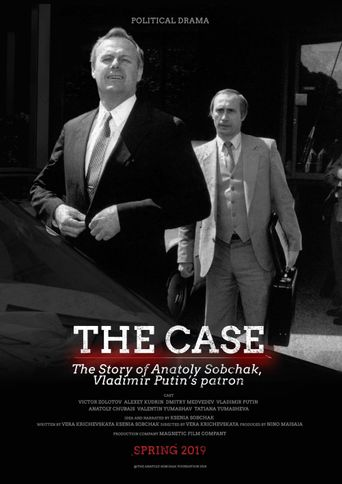 The Case Poster