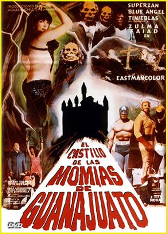 The Castle of Mummies of Guanajuato Poster
