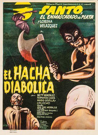 Santo vs. the Diabolical Hatchet Poster