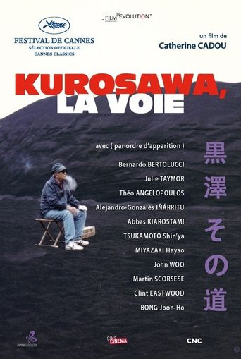 Kurosawa's Way Poster