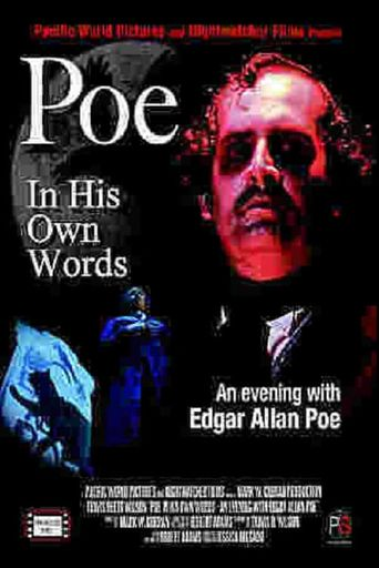 Poe: In His Own Words, An Evening with Edgar Allan Poe Poster