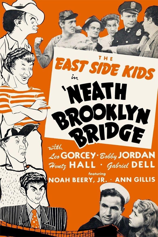 'Neath Brooklyn Bridge Poster