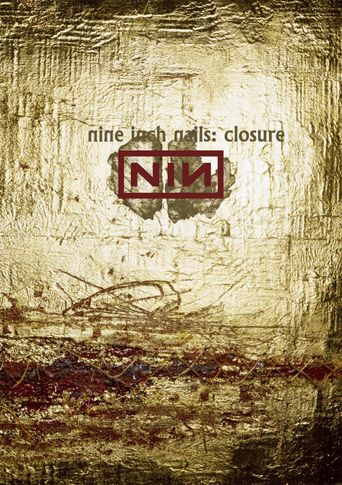Nine Inch Nails: Closure Poster