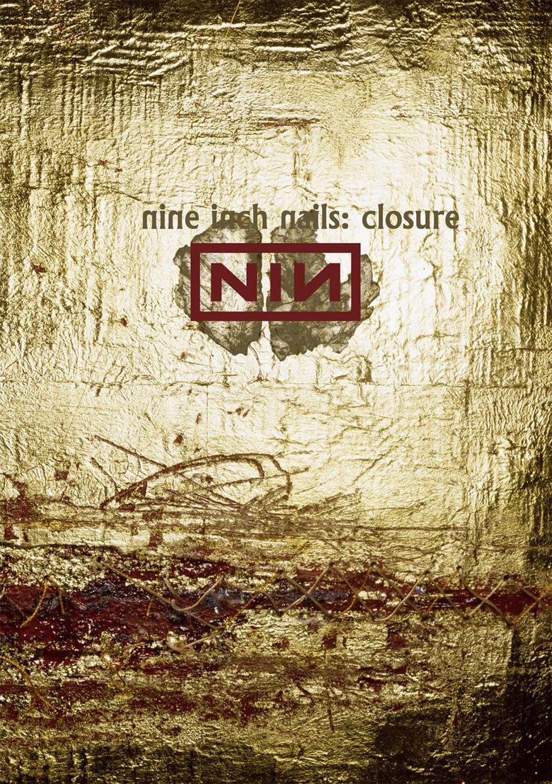 Nine Inch Nails: Closure Poster