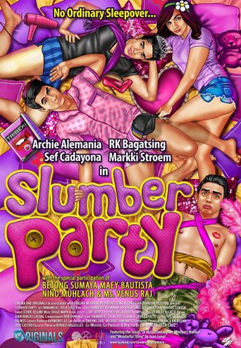Slumber Party Poster