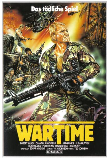 Movie in Action Poster