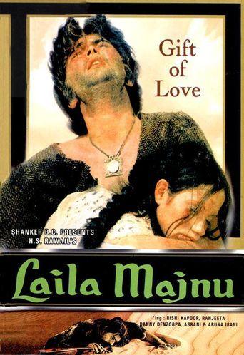 Laila-Majnu Poster