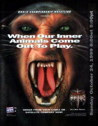 WCW Halloween Havoc 1999 Poster
