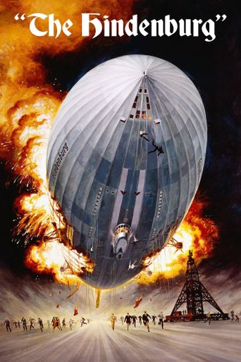 The Hindenburg Poster
