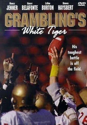 Grambling's White Tiger Poster