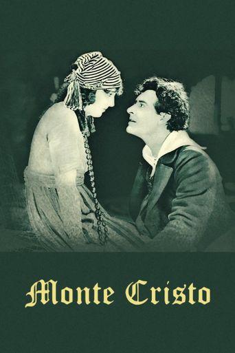 Monte Cristo Poster
