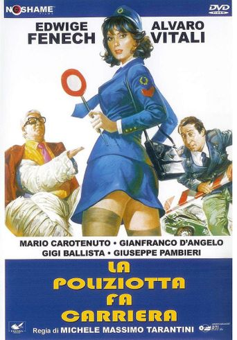 Confessions of a Lady Cop Poster