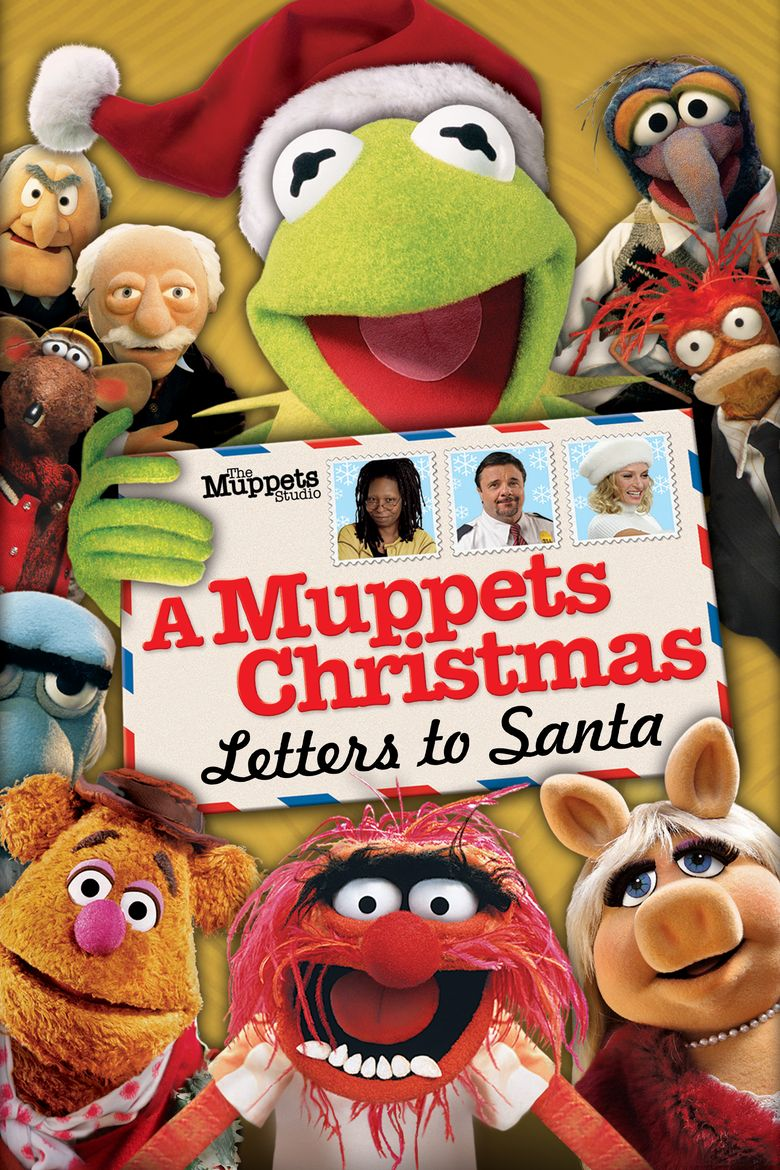 A Muppets Christmas Letters To Santa 2008 Where To Watch It