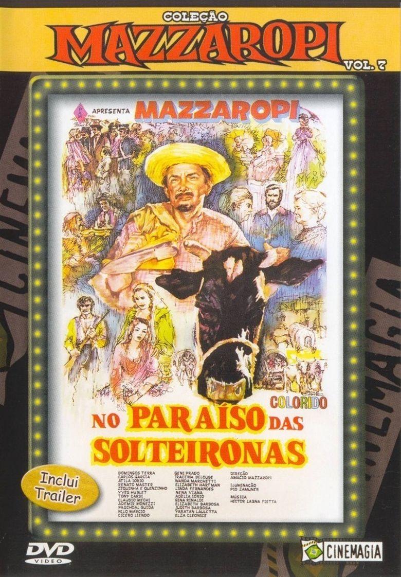 No Paraíso das Solteironas Poster