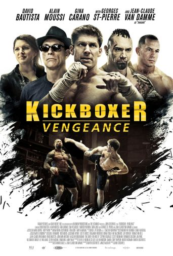Watch Kickboxer: Vengeance