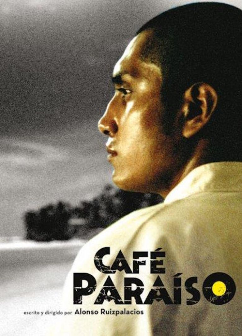 Paradise Cafe Poster