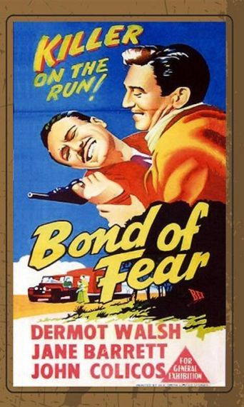 Bond of Fear Poster
