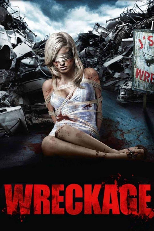Wreckage Poster