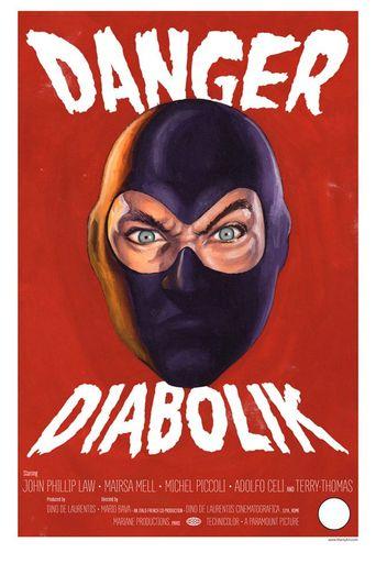 Danger: Diabolik Poster
