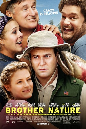 Brother Nature Poster