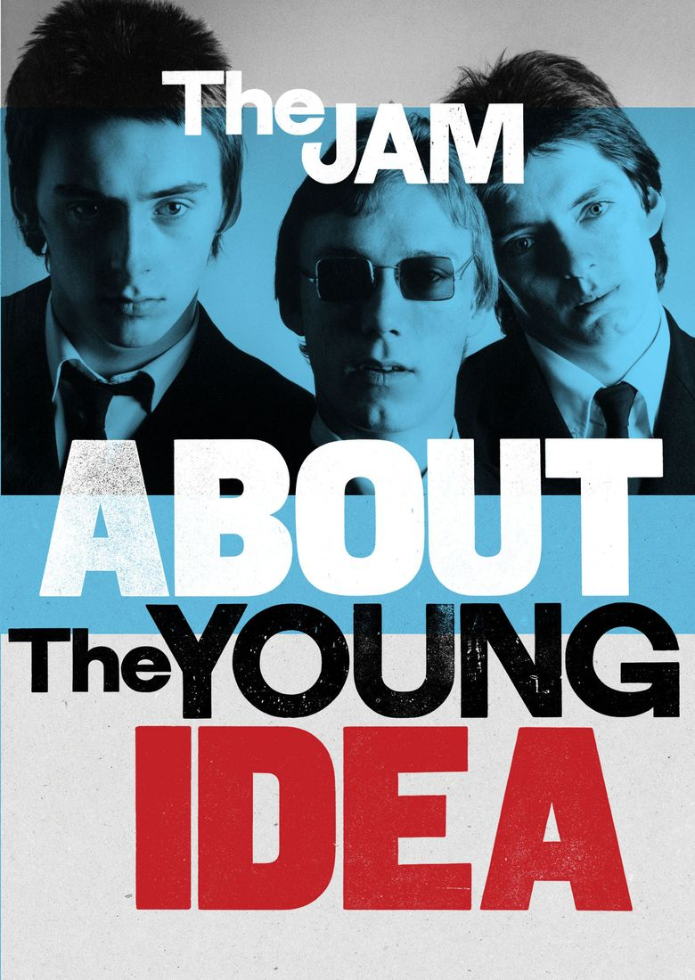 The Jam: About The Young Idea Poster