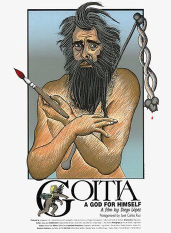 Goitia, un dios para sí mismo Poster