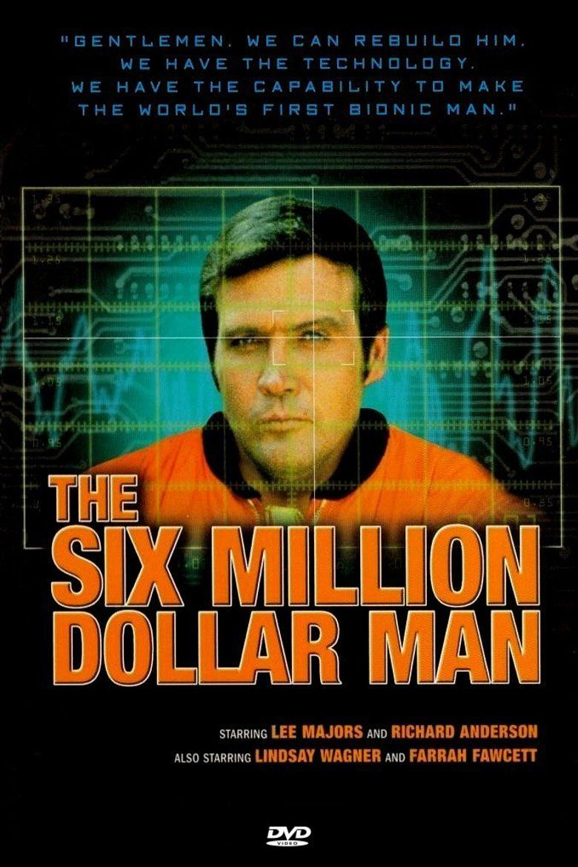 The Six Million Dollar Man Poster