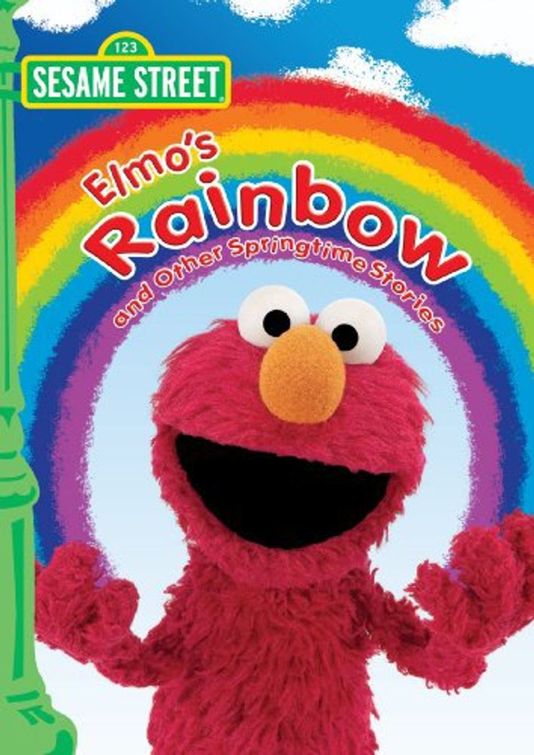 Sesame Street: Elmo's Rainbow and Other Springtime Stories Poster