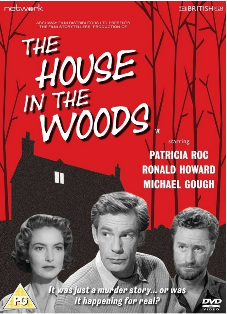 The House in the Woods Poster