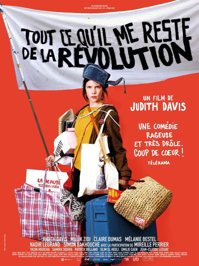 Tout ce qu'il me reste de la révolution Poster