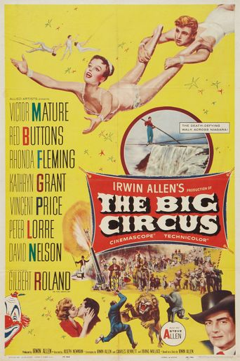 The Big Circus Poster