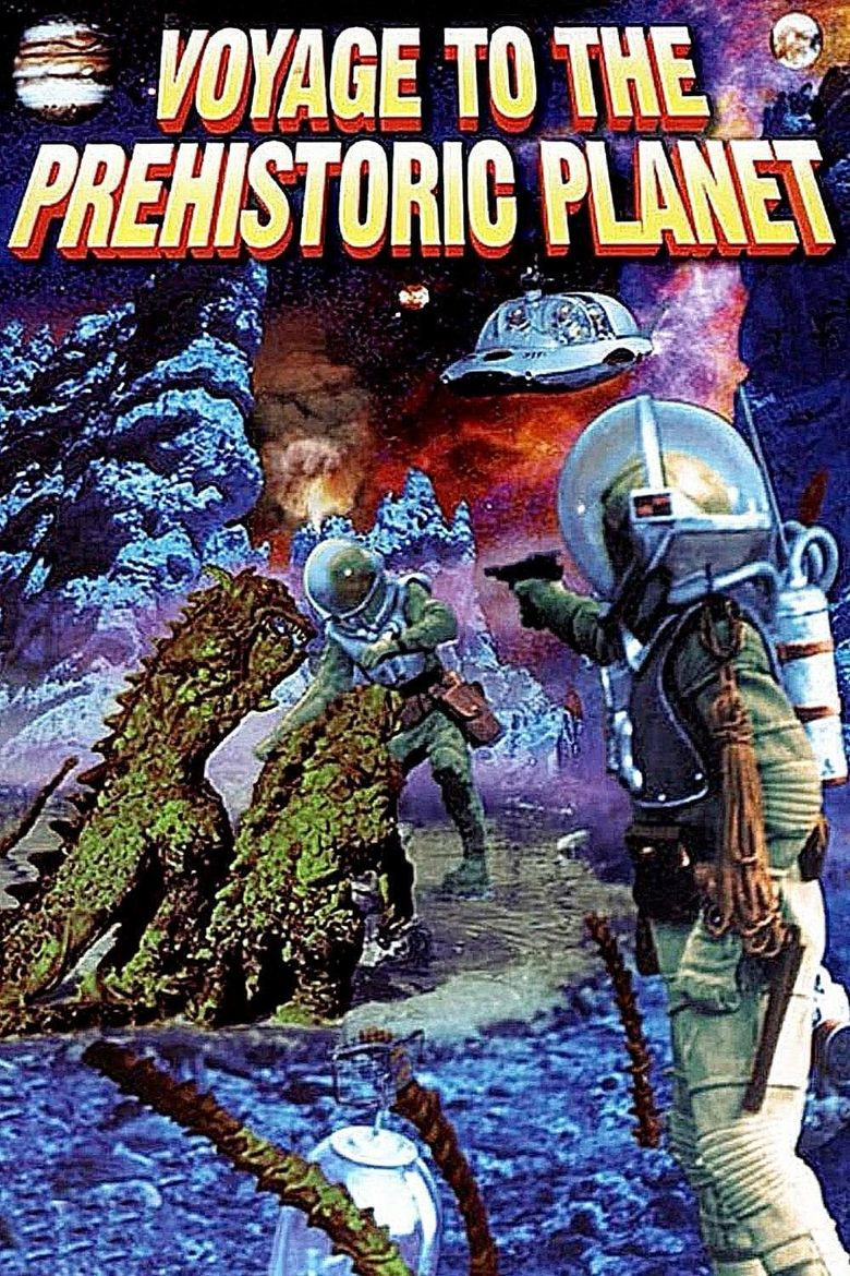 Voyage to the Prehistoric Planet Poster