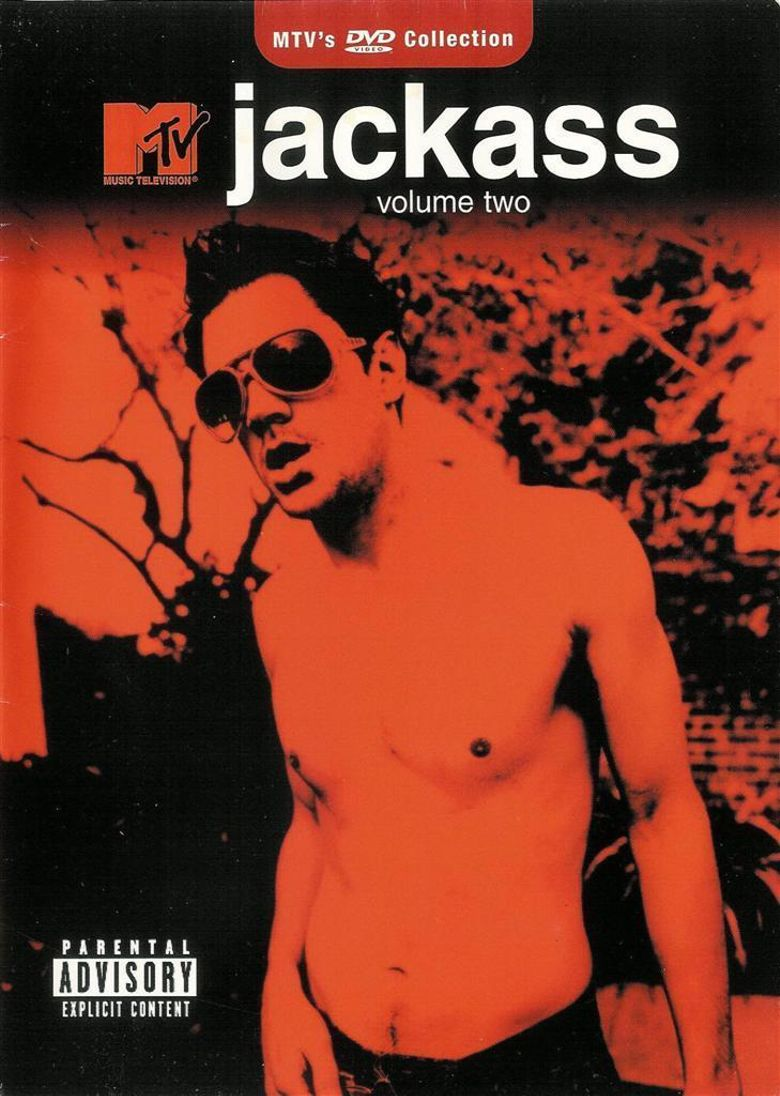 Jackass Volume Two Poster