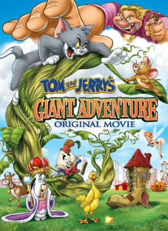 Tom and Jerry's Giant Adventure Poster
