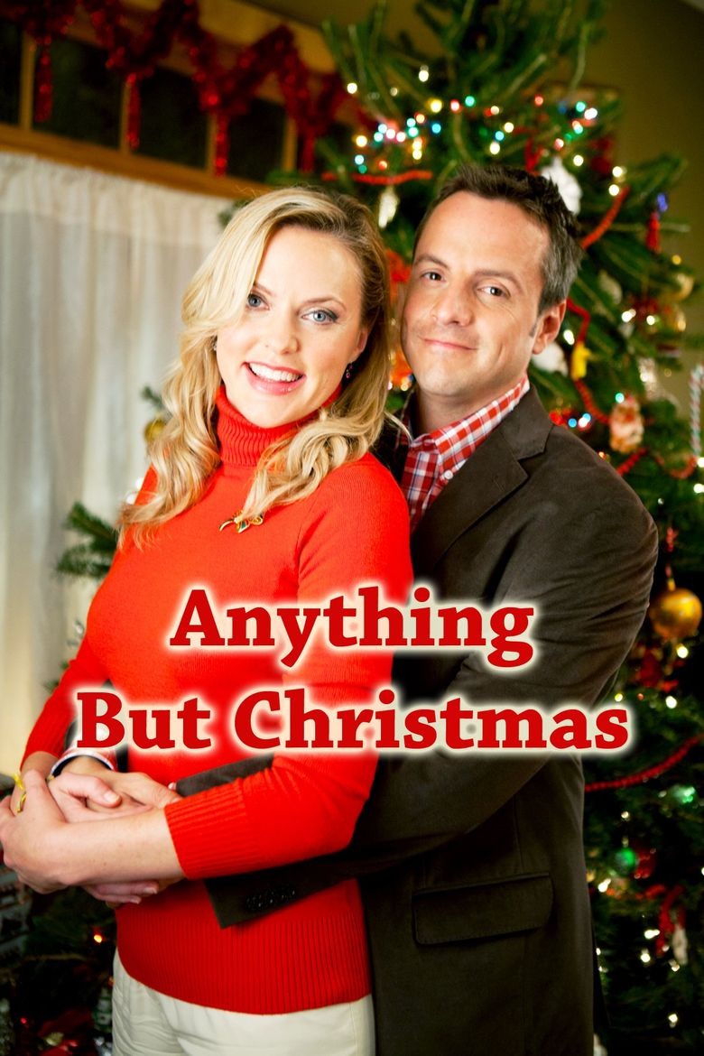 Anything but Christmas Poster