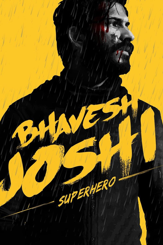 Bhavesh Joshi Superhero Poster