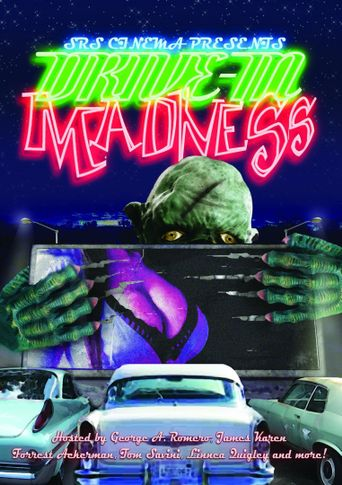 Drive-In Madness Poster