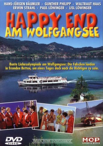 Happy-End am Wolfgangsee Poster