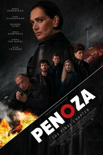 Penoza: The Final Chapter Poster