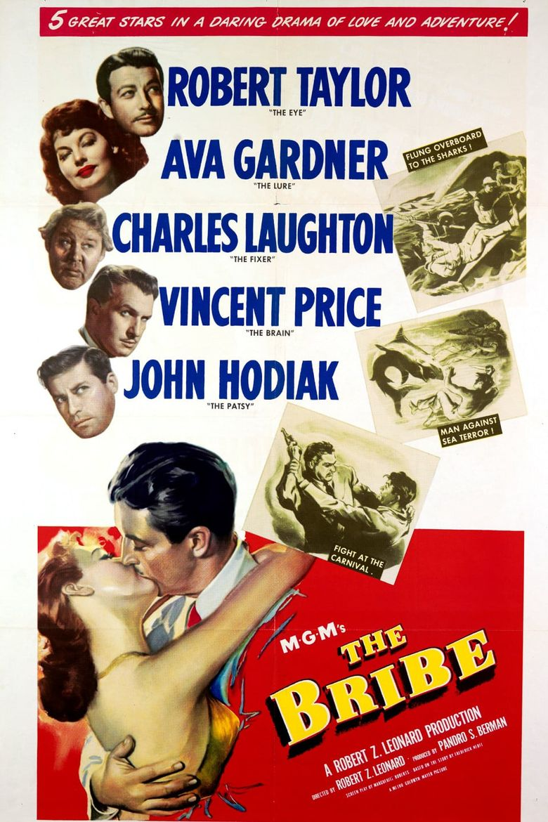 The Bribe Poster